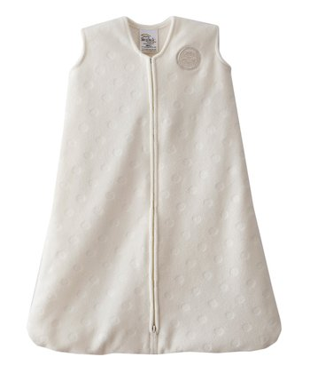 Cream Fleece SleepSack