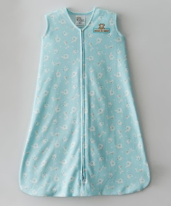 Blue Animal Friend HALO SleepSack
