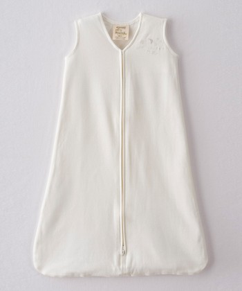 Cream Organic SleepSack