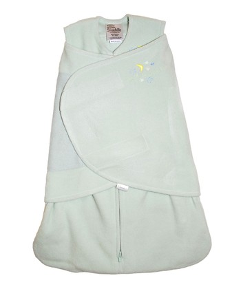 Sage Cream SleepSack Swaddle