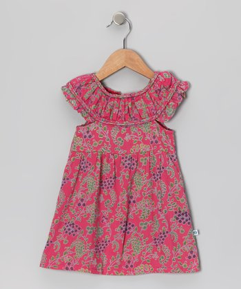 Sweet Pea Razi Cord Singlet Dress - Infant, Toddler & Girls