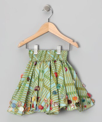 Leharyia Floweret Skirt - Infant, Toddler & Girls