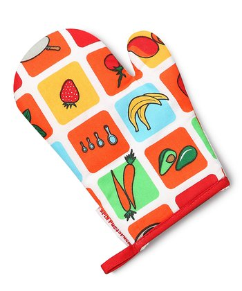 Vegetable Oven Mitt