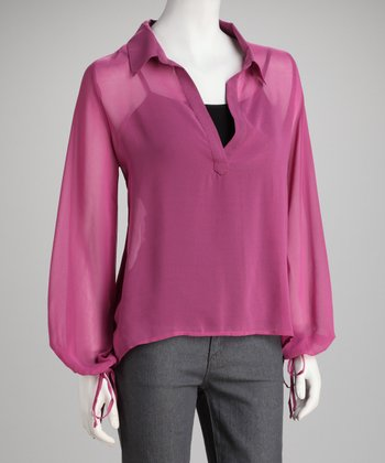 Harper Tulip Estelle V-Neck Top