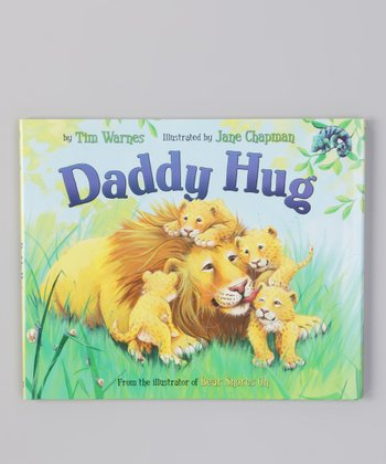 Daddy Hug Hardcover