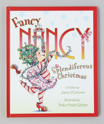 Fancy Nancy: Splendiferous Christmas Hardcover
