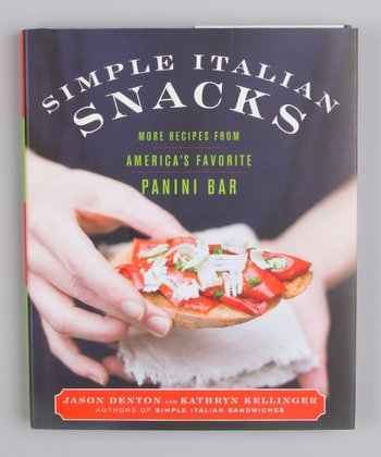 Simple Italian Snacks Hardcover