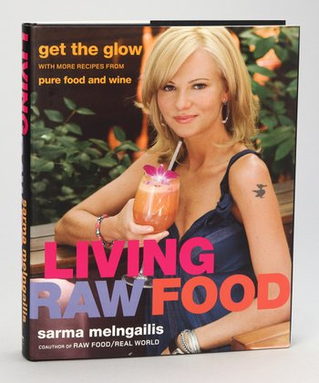 Living Raw Food Hardcover