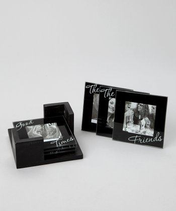 Friendship Photo Coaster Set