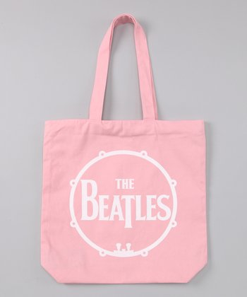 The Beatles Logo Tote