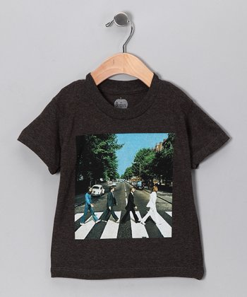 Charcoal Beatles Abbey Road Tee - Toddler & Kids