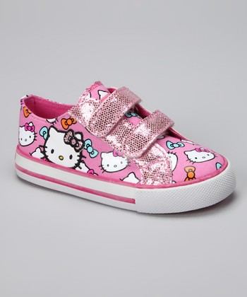 Pink Hello Kitty Lil Aimee Sneaker