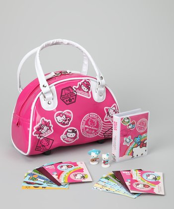 Hello Kitty World Adventure Deluxe Collectipack Bag