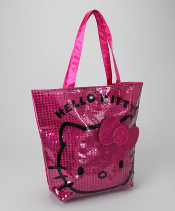 Hello Kitty Pink Disco Tote