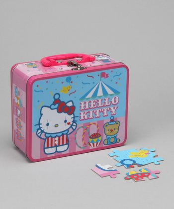 Hello Kitty Circus Lunch Box Puzzle