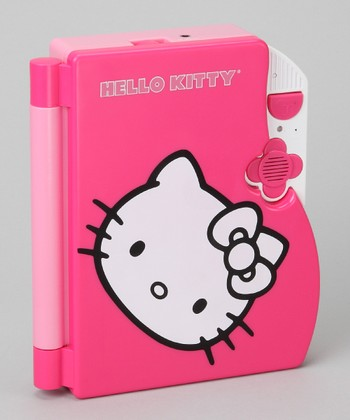 Hello Kitty Password Diary Holder
