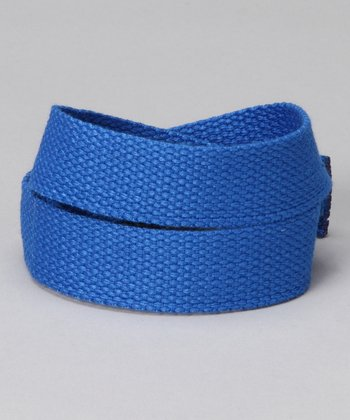 Blazin' Blue Belt