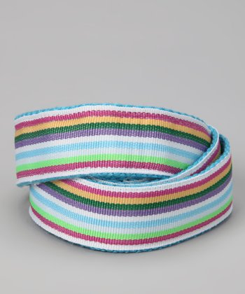 Rainbow Daydreamz Velcro Belt