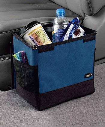 Slate Blue Floor Litterbag