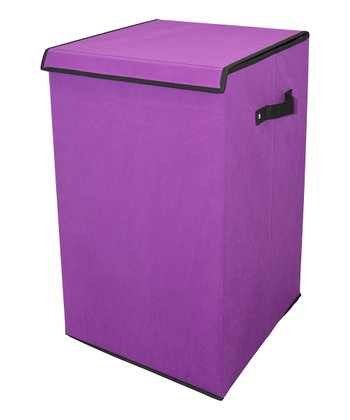 Purple Hamper