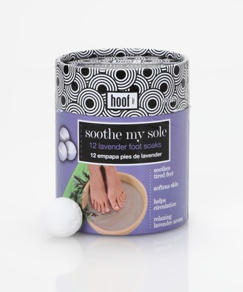 Lavender Soothe My Sole Foot Soak Set