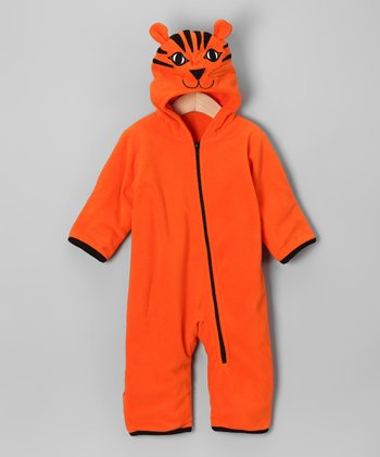 Orange Tiger Bunting - Infant