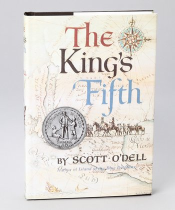 The King's Fifth Hardcover