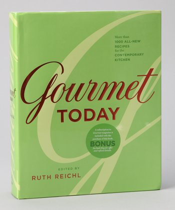Gourmet Today Hardcover