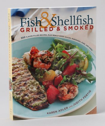 Fish & Shellfish: Grilled & Smoked Paperback
