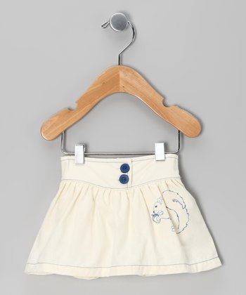 Blue Squirrel Skirt - Infant & Toddler
