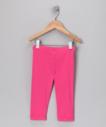 Pink Leggings - Infant & Toddler