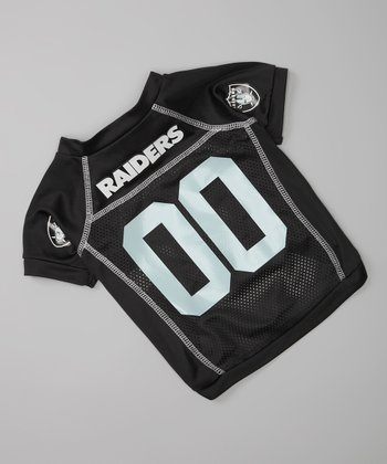 Oakland Raiders Pet Jersey