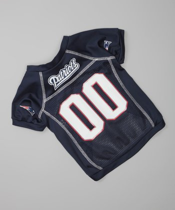 New England Patriots Pet Jersey