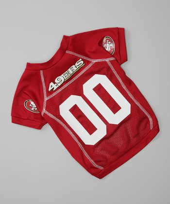 San Francisco 49ers Pet Jersey
