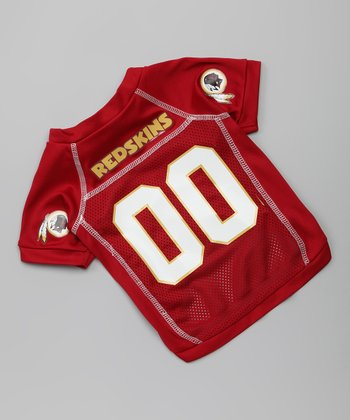 Washington Redskins Pet Jersey