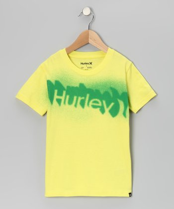 Citrus Yellow Shiner Tee - Toddler & Boys
