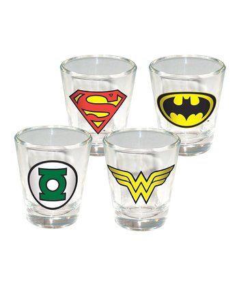 Hero Insignia Shot Glass Set