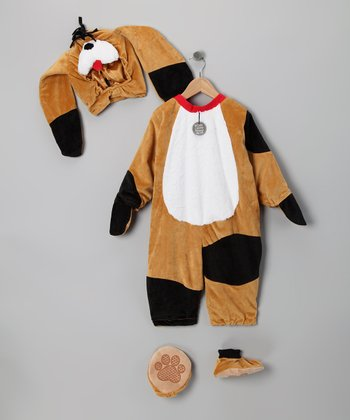 Harper the Puppy Dress-Up Set - Infant & Toddler