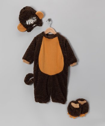 Toby the Monkey Dress-Up Set - Infant & Toddler