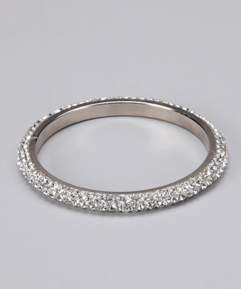 Diamond Anni Bangle