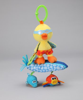 Dylan the Duck Plush Toy
