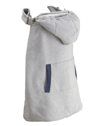 Gray All-Weather Carrier Hoodie