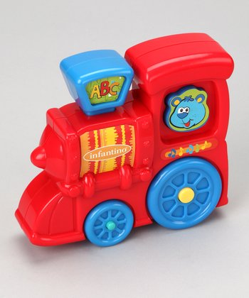 Lil' Choo Choo Activity Train