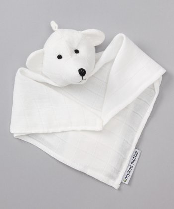 Bear My Luvvie Plush Toy Blanket
