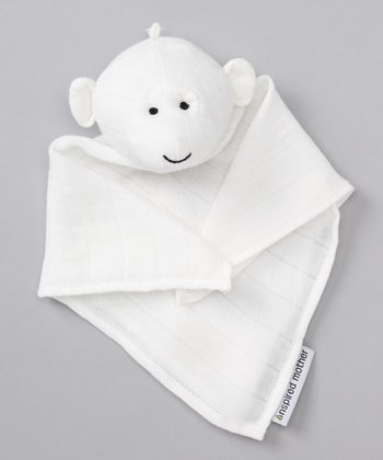 Monkey My Luvvie Plush Toy Blanket