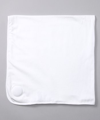 White Organic Nursing Cover