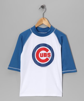 Chicago Cubs Rashguard - Boys