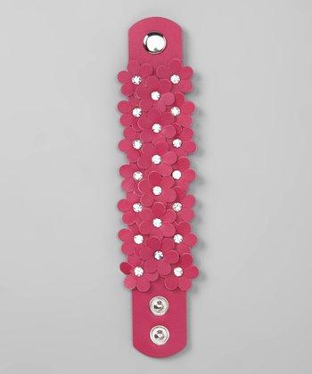 Pink Arianna Cuff