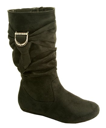 Black Abby Boot