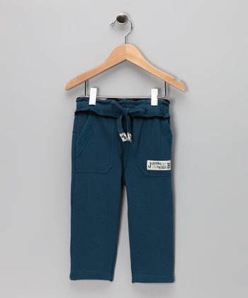 Blue Fleece Pants - Infant, Toddler & Boys